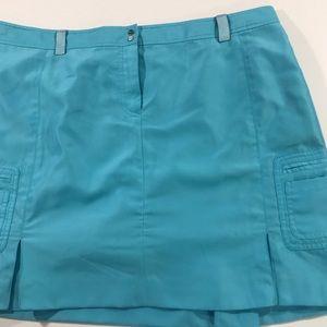 IZOD shorts size 16 skorts